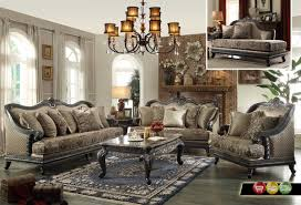 living room white tufted traditional sofa for victorian style home