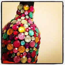 89 best bedazzled booze bottles and other diy 21st birthday