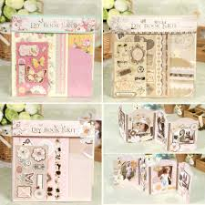 best friend photo album diy album kit pocket scrapbook mini album for kids friend