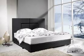Modern Bed Frame Bed Frame Modern Bed Frames Los Angeles Raffi Modern Leather Bed