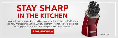 kitchen aid knives cutlery kitchenaid