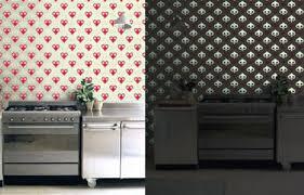papier peint cuisine lavable papierpeint9 papier peint cuisine lavable