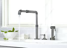 made kitchen faucets restaurant style faucet brikon co