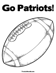 coloring pages new england patriots 01 21 day fix pinterest
