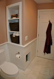 Brown Bathroom Colors - design an easy clean bathroom