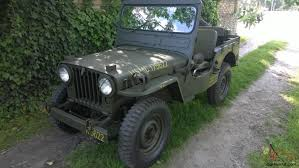 willys quad m38 usmc 8 1951