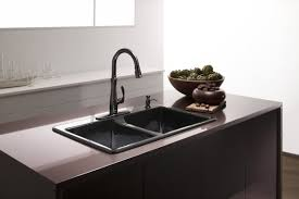 Triple Bowl Kitchen Sinks by Kitchen Sinks Vessel Oil Rubbed Bronze Sink Circular Brushed