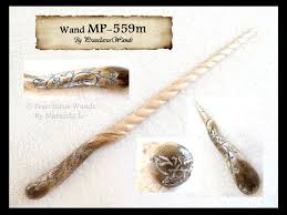 wand design horn spiral mp 559m by praeclaruswands on deviantart