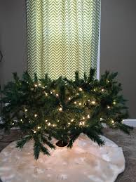 Green Pre Lit Pop Up Christmas Tree by Diy Pre Lit Christmas Tree Tutorial Gabrielle Tyler