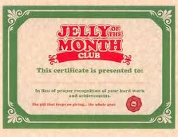 month club national loon s christmas vacation jelly of the month club