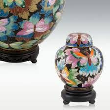 small urns for human ashes large washed denim brushed cremation urn engravable