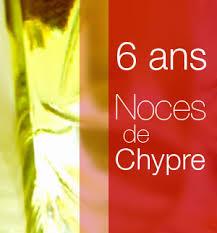 64 ans de mariage noces de chypre 6 ans de mariage