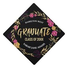 the tassel was worth the hassle graduation cap topper zazzle