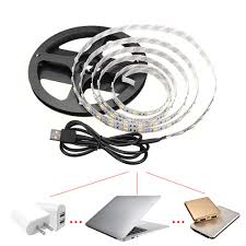 dsi indoor outdoor led flexible lighting strip tsleen dc5v 5050smd rgb usb cable power led strip light usb led