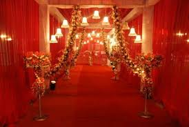Floral Decor Floral Decor Floral Decoration Linkers Catering Mohali Id