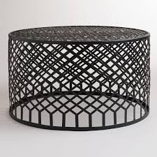 small round outdoor side table contemporary outdoor metal side table with regard to round patio