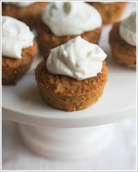 healthy carrot cake cupcakes gluten free