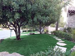 California Landscaping Ideas Grass Turf Interlaken California Landscape Rock Landscaping