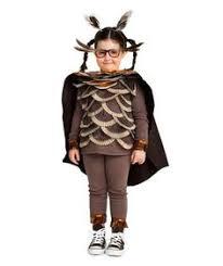 Halloween Kids Costumes Wise Owl Costume Kids Bird Costume Owl Costumes