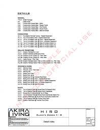 detail packages u2013 akira living
