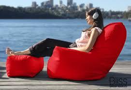 arm chair bean bag bliss bean bags australia