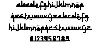 free revolusi timur tengah arabic font