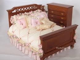 Dolls House Furniture Sets Chelsea Dollhouse Miniature Bedroom Set Chelsea Dollhouse