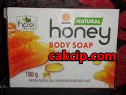 Sabun Honey Hpai jual sabun madu hpai surabaya sidoarjo honey soap