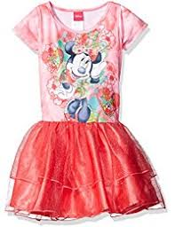 amazon com minnie mouse dresses clothing clothing shoes