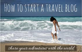 How to create a travel blog in 15 minutes family travel blog