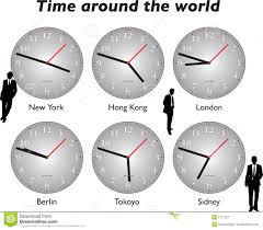 time around the world business stock image image 2111221
