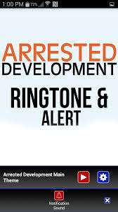 amazon com arrested development theme ringtone appstore for android