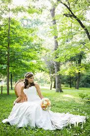 Ft Worth Botanical Gardens Weddings by Richelle Bridal Portrait Session Fort Worth Botanic Garden