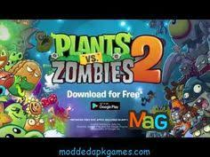 modded apk plant vs zombies 2 mod apk unlimited everything free