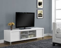 70 inch console table monarch specialties white hollow core euro tv console 70 inch