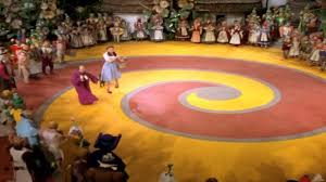follow the yellow brick road normal speed wizard of oz youtube