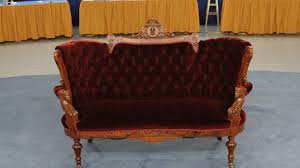 Antique Settee For Sale American Walnut Settee Ca 1870 Antiques Roadshow Pbs