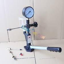 Bosch Diesel Fuel Injection Pump Test Bench Aliexpress Com Buy High Precise Black Piezo Injector Tester