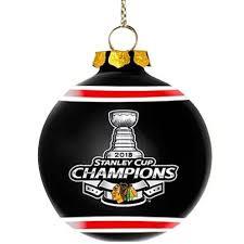 chicago blackhawks stanley cup ornament 884966461361