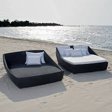 Bali Wicker Outdoor Furniture by 2017 Seaside Outdoor Rattan Furniture Daybed Round Bedchina