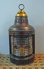 large antique perko stern light nautical lamps lanterns