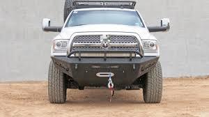 2011 dodge ram front bumper addictive desert designs 2011 2014 dodge ram hd honey badger