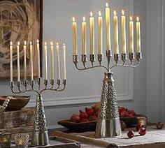 hanukkah decorations sale sale metal goblet havdalah candle holder by cozytraditions