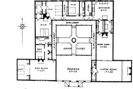 center courtyard house plans courtyard house plans brokenshaker