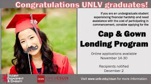 order cap and gown online cap gown lending program calendar of nevada las vegas