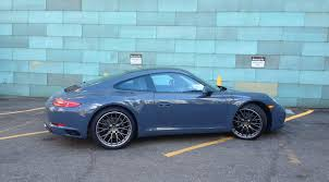 teal porsche 2017 porsche 911 carrera review and a spin around denver