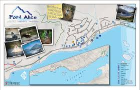 map port of port directions and maps