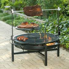 articles with build outdoor fire pit bench tag captivating small