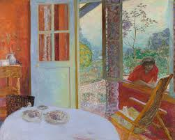 worcester art museum pierre bonnard dining room in the country