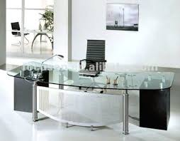 office depot l shaped glass desk glass top office desk modern glass top office desk l shaped glass